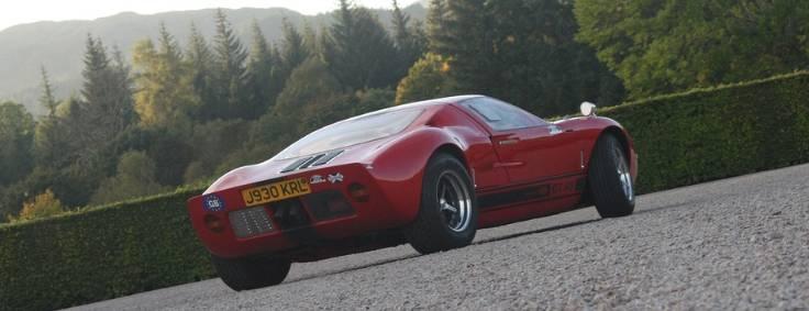 Rocznica sukcesu Forda GT40
