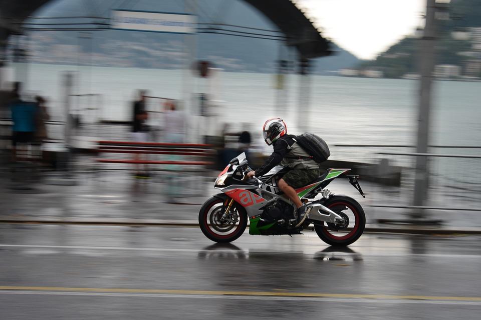 Bezpieczne szkolenie motocyklowe